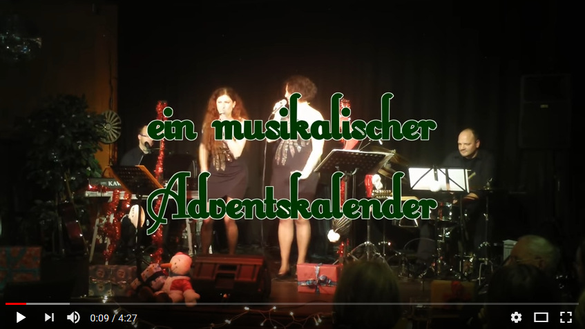 Trailer Adventskalender